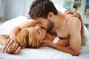 Sex met een man
