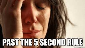 5-seconden