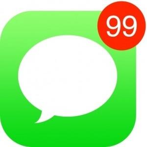 unread messages