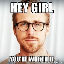 Je bent het waard