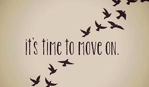 niet meer verliefd