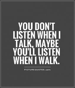 quote luisteren