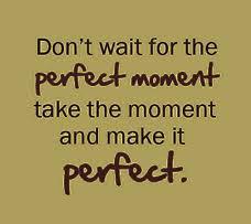 perfecte moment