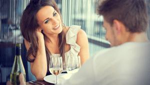 Date-man-vrouw