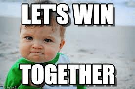 samen winnen