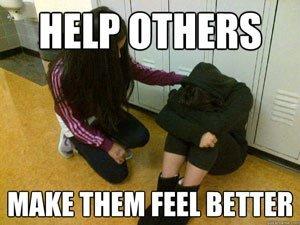 anderen-helpen-liefdesverdriet
