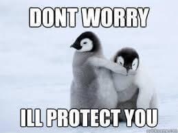 beschermen