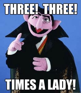 drie-keer
