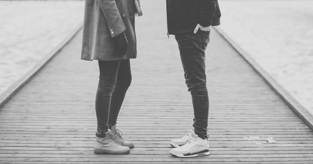 partner toont geen liefde