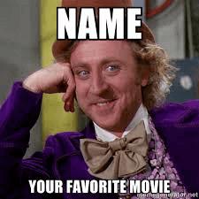 favoriete film