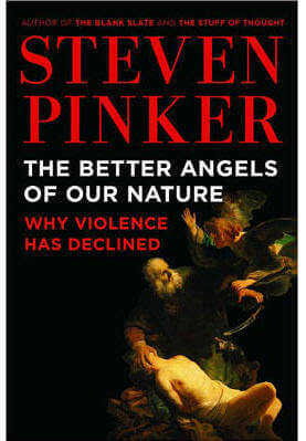 steven-pinker the better angels of our nature