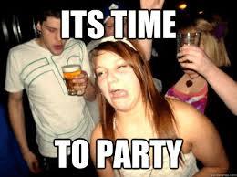 feestje