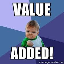 meer waarde