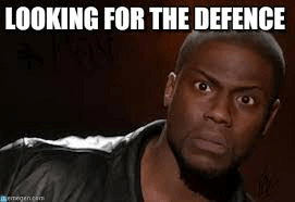 defensief