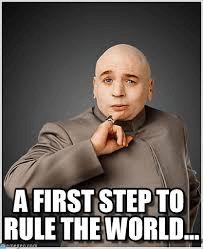 eerste stap