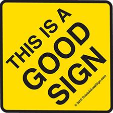 goed teken