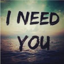 ik heb je nodig