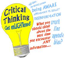 kritisch denken