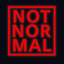niet normaal