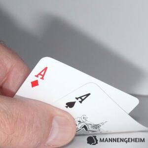 open kaart spelen
