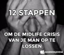 12 Stappen Om De Midlife Crisis Van Je Man Op Te Lossen