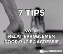 7 Tips Voor Relatieproblemen Door Ruzie Agressie