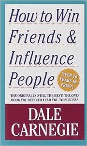 Dale Carnegie boek How to win friends & influence people