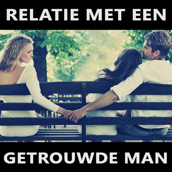 verhouding met getrouwde man