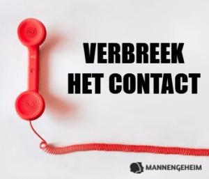 Contact verbreken