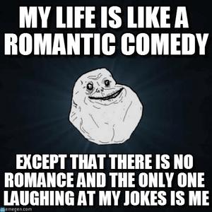 Mijn leven is als een romcom een romantische comedy
