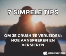 7 tips om je crush te verleiden versieren aanspreken