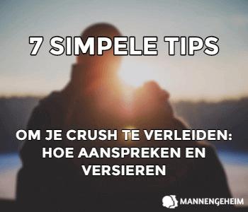 mannen versieren tips