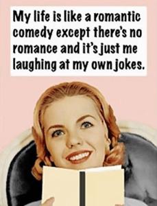 Het echte leven is geen romantische komedie