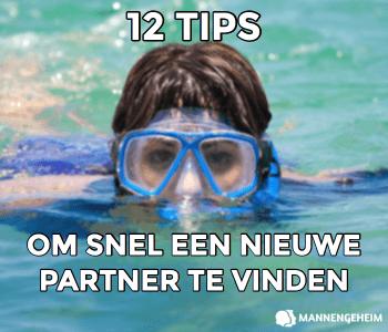 12 tips om snel een nieuwe en leuke partner te vinden