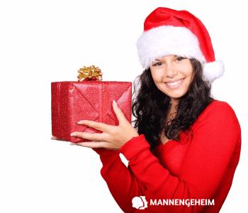 Wees een leuke stiefmoeder voor je stiefzoon en stiefdochter als een kerstman voor stiefkind