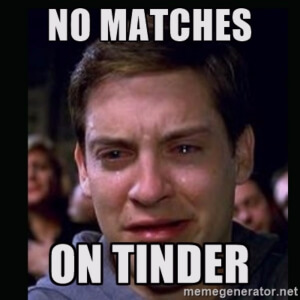 No matches speed dating