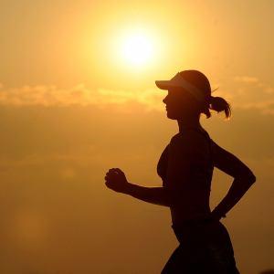 Door te sporten zorg je ervoor dat je die energie in iets positiefs omzet