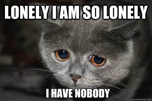 eenzaamheid is niet gezond