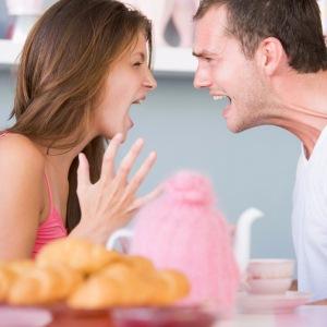 zwanger ruzie met partner