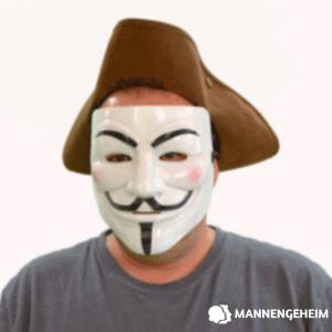Masker - ben je zeker dat hij niet faket?