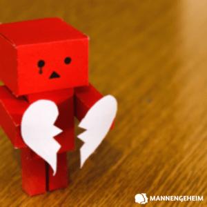 Praat er niet over met je partner, je kwetst zijn gevoelens