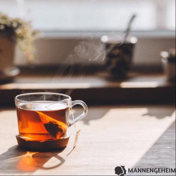 een kopje thee halen
