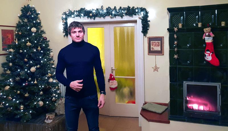 kerstwens tim klein
