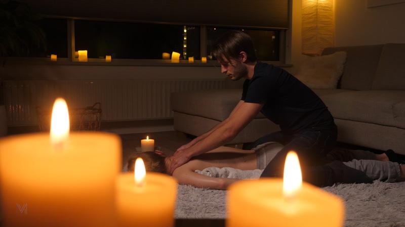 voorbeeld massage
